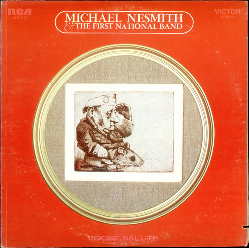 Michael+Nesmith+Loose+Salute+-+EX-529824