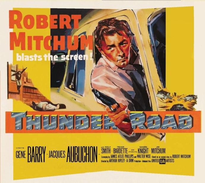 thunder road cd